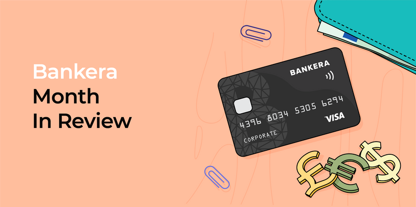 Bankera Month in Review