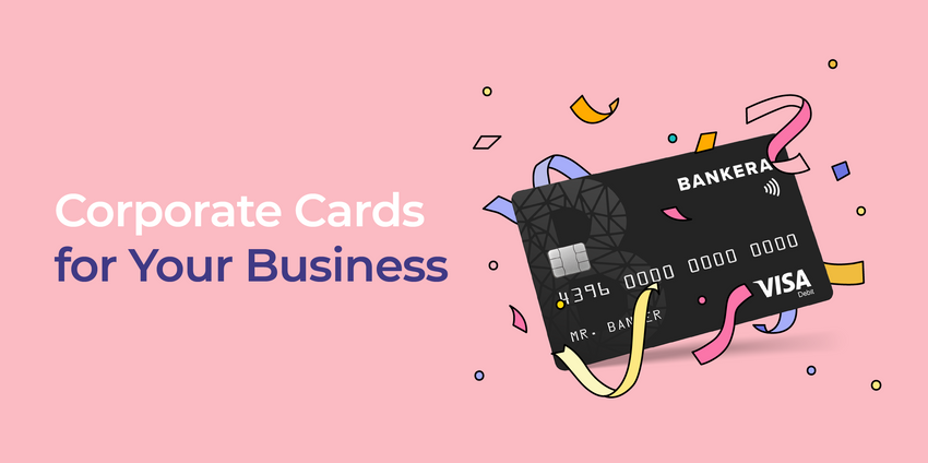 Corporate Cards for Your Business